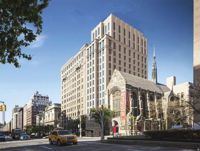 1010 Park Avenue LPC Submission revised design 2015-01-05.indd